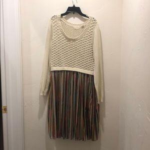 Funky Knit Dress